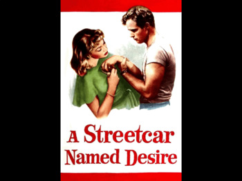 A Streetcar Named Desire 149 Content Questions Whiteboard Game