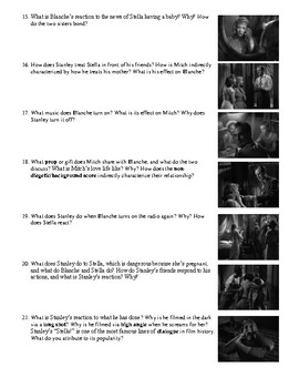 A Streetcar Named Desire Study Guide - Course Hero