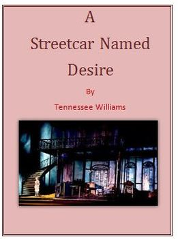 A Streetcar Named Desire Homework Bundle Only