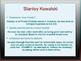 A Streetcar Named Desire- PowerPoint Presentation