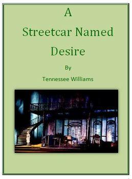 a streetcar named desire character anylasis