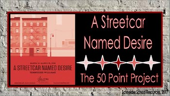 A Streetcar Named Desire: The 50 Point Project