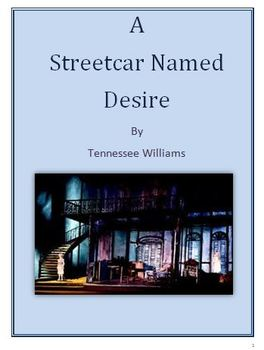 A Streetcar Named Desire Unit Plan