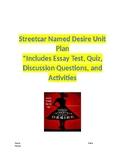 A Streetcar Named Desire Unit Plan