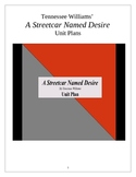 A Streetcar Named Desire lesson plans, Unit. 72 pp. of activities.