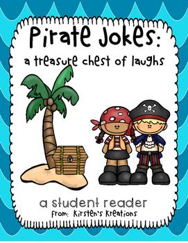 A Student Reader Freebie:  Pirate Jokes