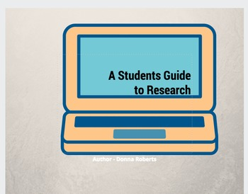 A Student's Guide to Research