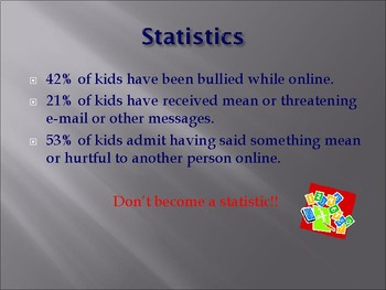 A Students Guide To Cyberbullying (Grades 5-9)