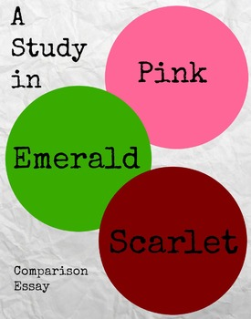 A Study in Scarlet Mini-Unit