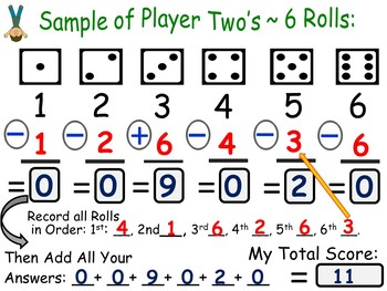 A Subtraction Game With A Fun Twist