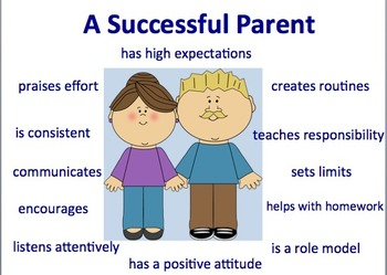 A Successful Parent poster