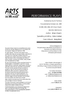 Drama Play Script, A Suitably Happy Ending, (fairy tale, confidence, friendship)