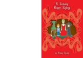 Drama Play Script, A Suitably Happy Ending, (fairy tale, c