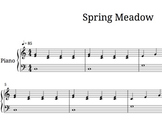 A Suite of Seasons - Four Songs for the Beginner Piano Player