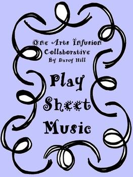 A Summer Song of Play Sheet Music