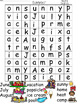 A+ Summer Word Search: Differentiated Instruction
