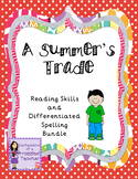 A Summer's Trade Reading/Spelling Bundle (Scott Foresman R