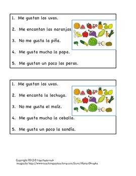 Twins-An Oral Speaking Game- Fruits and Vegetables