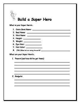 A Super Hero Unit