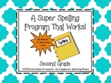 A Super Spelling Program that Works for Second Grade