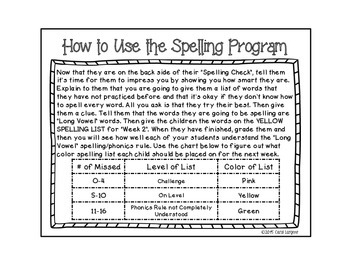 A Super Spelling Program that Works for Third Grade