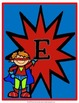 Banner { Superhero Welcome to First Grade}