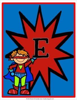 Welcome Banner Superhero - Welcome to Kindergarten