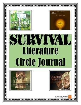 A+ Survival Literature Circle Journal