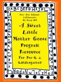 A Sweet Little Mother Goose Program Resource (for Pre-K & Kindergarten)