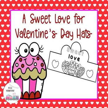 A Sweet Love for Valentine's Day Hats