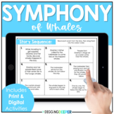 A Symphony of Whales Reading Comprehension Activities (Reading Street)