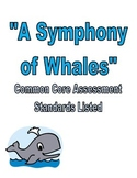 A Symphony of Whales Assessment Reading Street Third Grade