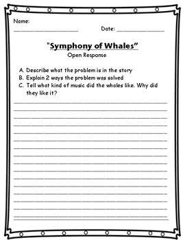 A Symphony of Whales- ORQ
