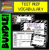 Test Prep Vocabulary BUNDLE