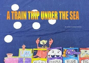 A TRAIN TRIP UNDER THE SEA