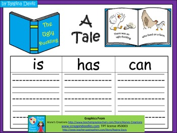A+  Tale... Three Graphic Organizers