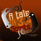 A Tale of 3 Spirits EBook