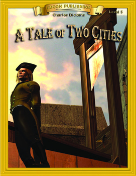 A Tale of Two Cities 10 Chapter Novel with Student Activit