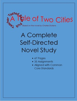 A Tale of Two Cities: A Complete Novel Study
