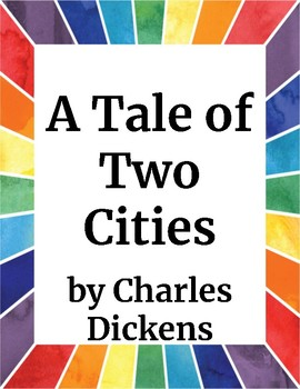 A Tale of Two Cities Adapted Literature for Students with Disabilities (Preview)