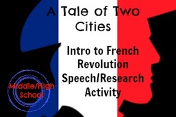 A Tale of Two Cities Background Activity