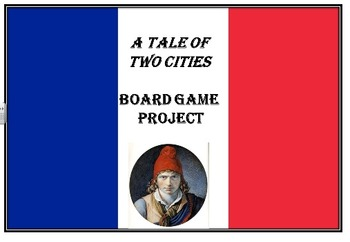 A Tale of Two Cities Board Game Project