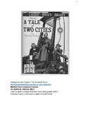 A Tale of Two Cities: Book One (modified 4/5 level)