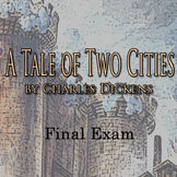 A Tale of Two Cities Final Exam