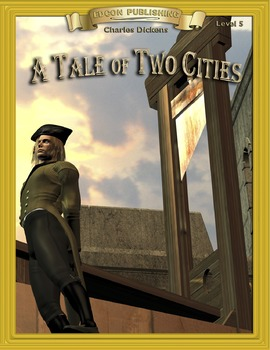A Tale of Two Cities RL5.0-6.0 flip page EPUB for iPads, i