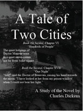 A Tale of Two Cities Reading Quizzes