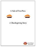 A Tale of Two Pies: A Thanksgiving Story