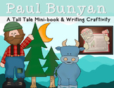 Tall Tale Minibook: Paul Bunyan and Babe the Blue Ox