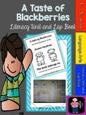 "A Taste of Blackberries ""Complete"" Literacy Unit Aligned to the CCCS"