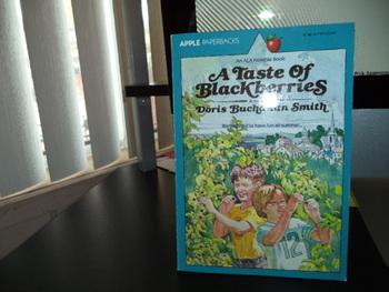 A Taste of Blackberries ISBN 0-590-33784-X
